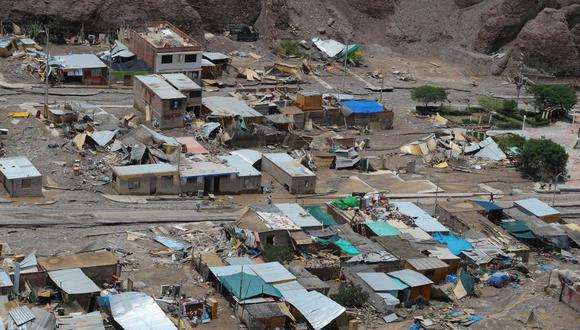Tacna: hallan cuerpo de trabajador de Southern Perú arrastrado por huaico