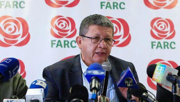 Pablo Catatumbo, líder de FARC. (Foto: Reuters/Jaime Saldarriaga)