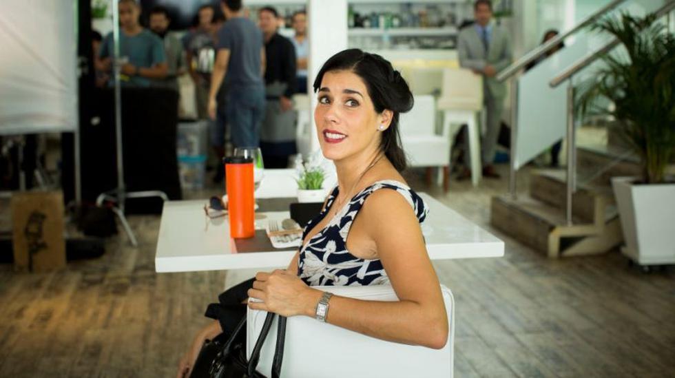 Gianella Neyra interpreta a Ivana Cornejo. (Foto: Difusión / Tondero)