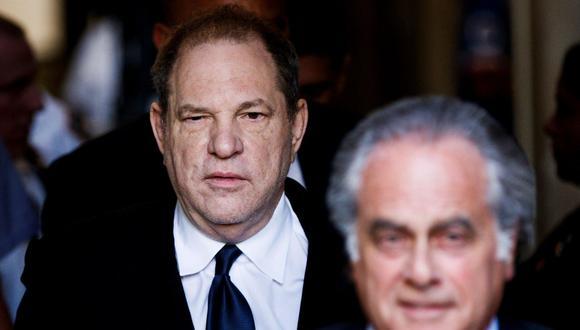 Las primeras acusaciones contra Harvey Weinstein se desvelaron a finales de 2017 y provocaron todo un terremoto feminista en Hollywood. (Foto: EFE)
