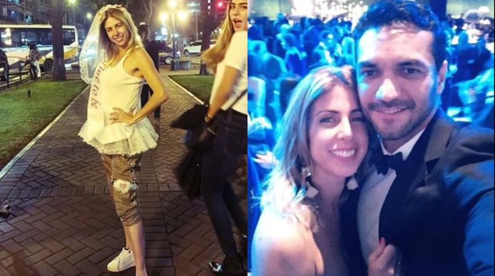 Fiorella Cayo contraerá matrimonio con Miguel Labarthe. La actriz ultima detalles para la ceremonia. (Foto: Instagram)