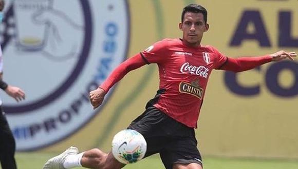 Alex Valera está ilusionado por el nuevo llamado a la selección peruana. (Foto: FPF)