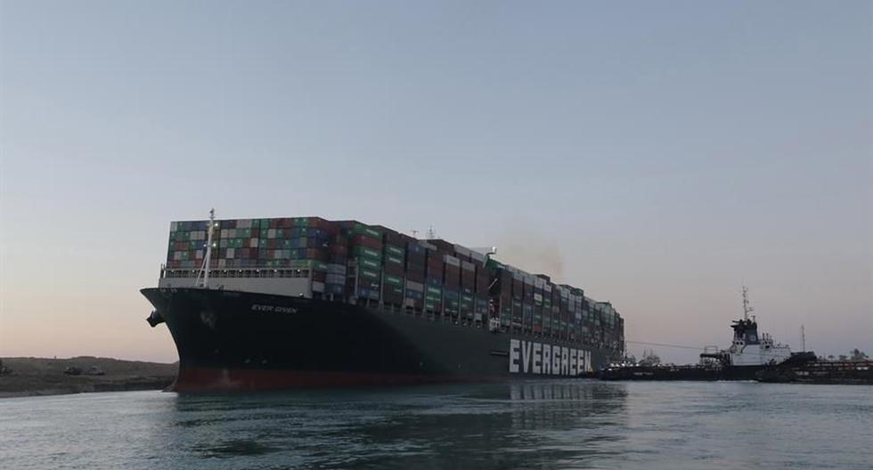The most difficult thing is yet to be done, warns company that tries to unload the ship in the Suez Canal