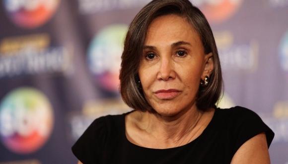 Florinda Meza calificó como una agresión hacia el público la salida en todo el mundo de los programas creados por quien fuera su marido (Foto: Getty Images)