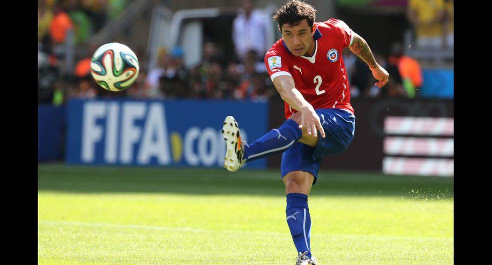 Así llegan los 'extranjeros' chilenos para el duelo ante Perú  - 12