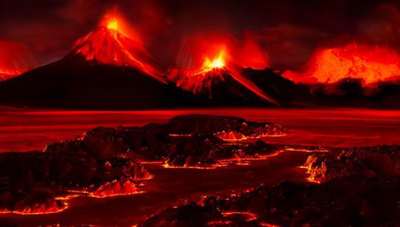 Extinción masiva del Pérmico. (Foto: JOSÉ-LUIS OLIVARES/MIT)