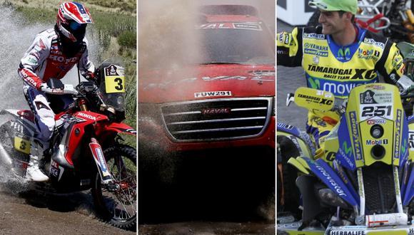 Dakar 2014: Barreda, Sousa y Casale vencieron en la primera etapa