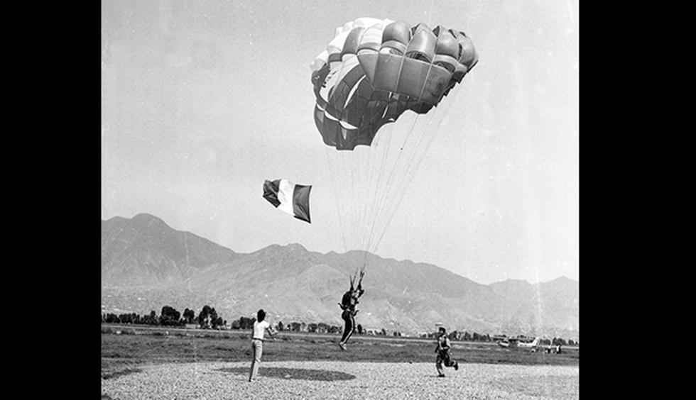 Paracaidistas peruanas: Un salto de valentía y coraje - 1