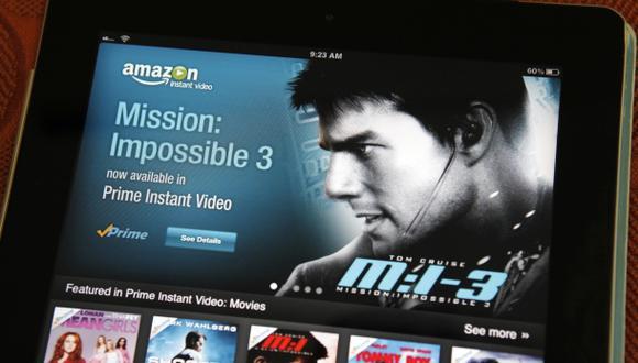 Amazon dice que su servicio de streaming crece aceleradamente