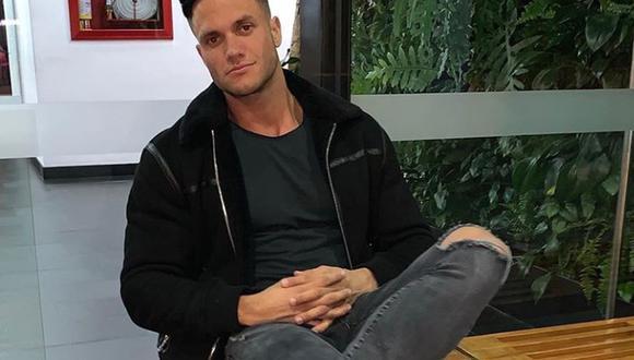 Fabio Agostini es el nuevo invitado que se sentará en el sillón rojo de EVDLV. (Foto: Instagram)