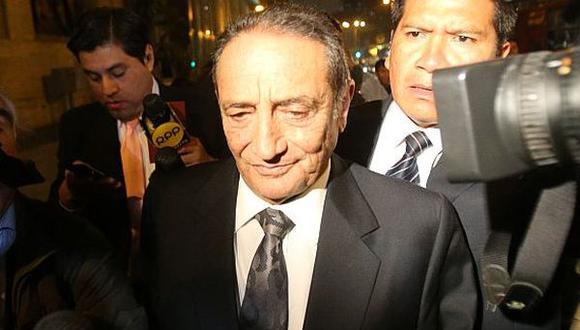 Yosef Maiman le prestó miles de soles al ex presidente Alejandro Toledo para que pague las hipotecas de sus casas de Camacho y Punta Sal. (Foto: USI)