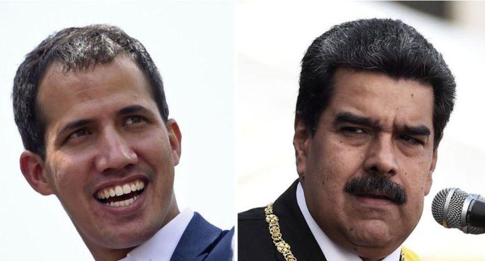 Leales a Guaidó y Maduro se han visto implicados en el escándalo. (Getty Images vía BBC)