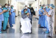 Coronavirus en Perú: 769.077 pacientes se recuperaron del COVID-19 y fueron dados de alta