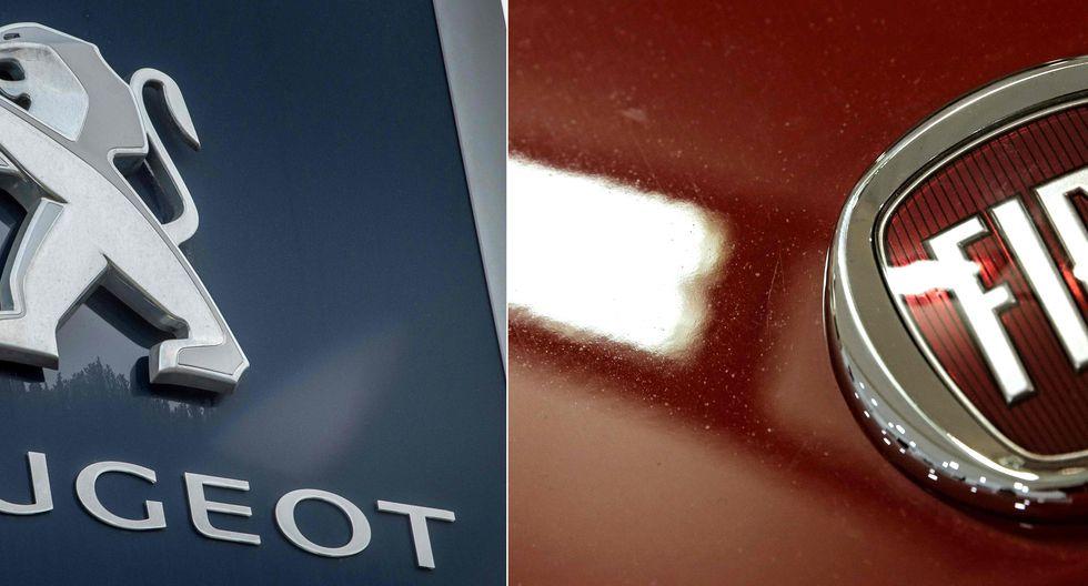 """Fiat dijo que junto a Peugeot """"buscan crear uno de los principales grupos de movilidad del mundo"""". (Foto: AFP)"""