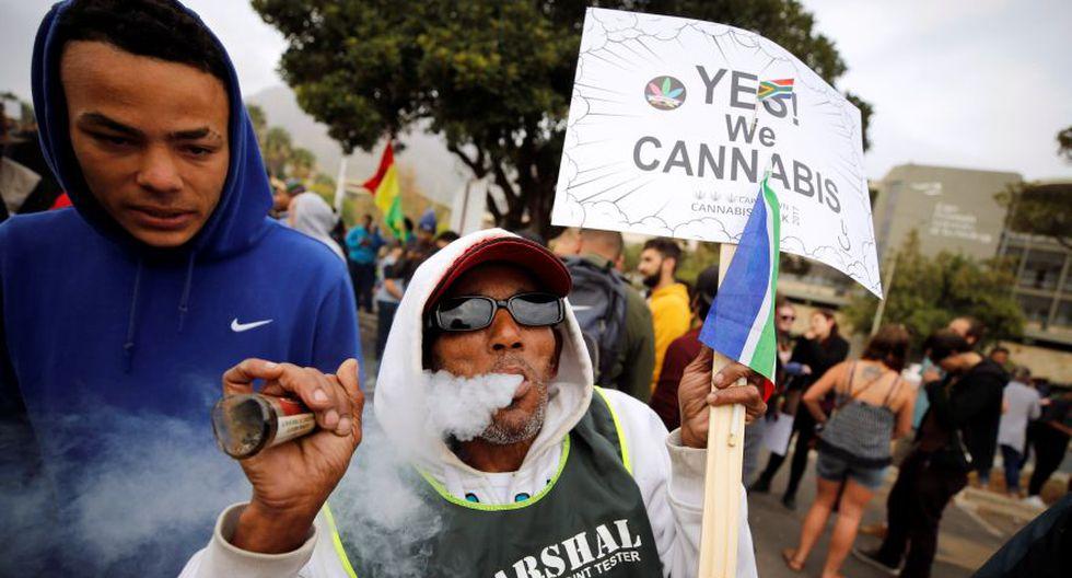 Miles en el mundo marchan por la marihuana [FOTOS] - 12