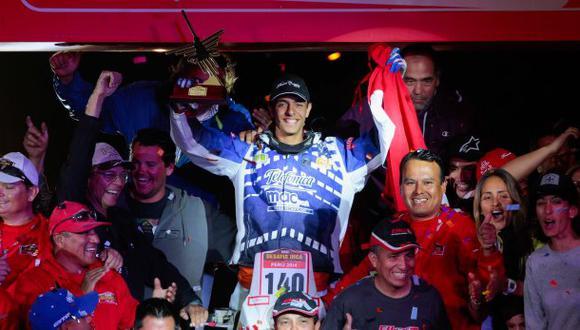 VIDEO: Mira el espectacular cierre del Desafío Inca 2014