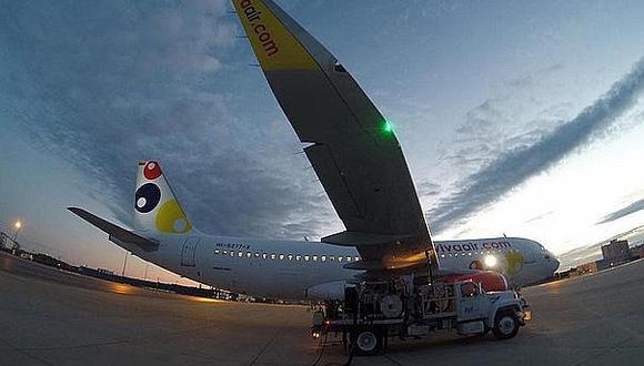 La aerolínea ya cubre el 11% del mercado doméstico actualmente.