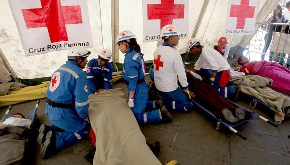 El Día Mundial de la Cruz Roja es celebrado y homenajeado de distintas formas. (Foto: USI)