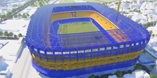 Argentina: ampliar la Bombonera, el sueño pendiente de Boca Juniors