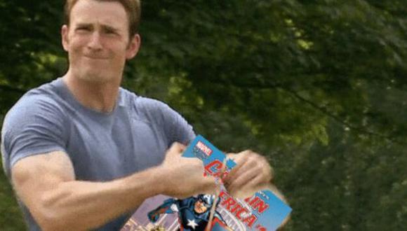 """Chris Evans opinó esto sobre la """"traición"""" del Capitán América"""