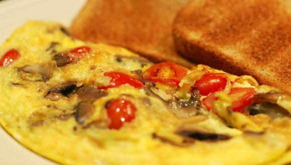 Omelette. (Foto: Janeen-Flickr)