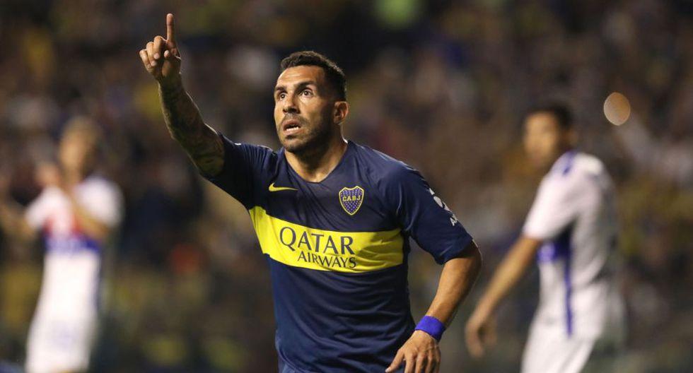 Boca-River: Carlos Tevez y sus palabras tras la suspensión del partido en La Bombonera   VIDEO. (Foto: AFP)