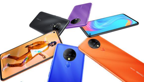 Al cierre del 2021, la meta de Tecno Mobile en Perú es vender alrededor de unas 500.000 unidades. Mientras que, en términos de market share aspiran a tener entre un 5% y 10% de la torta del mercado de teléfonos inteligentes. (Foto: Tecno Mobile)