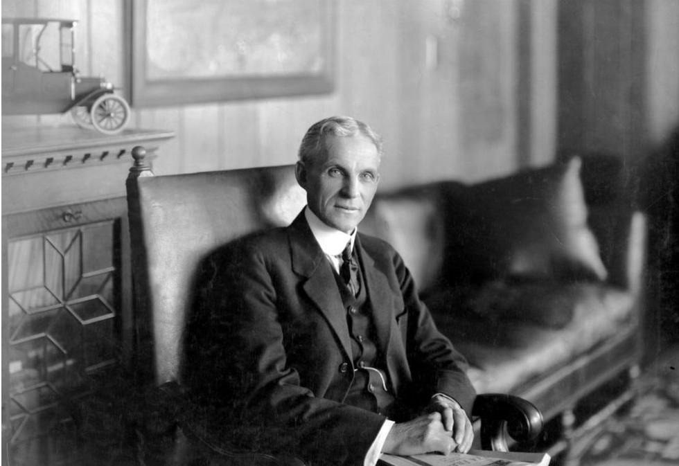 Henry Ford, un pionero de la industria automotriz [FOTOS] - 1