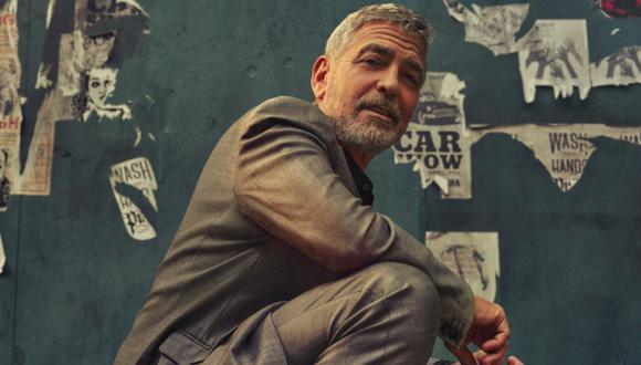 La vez que George Clooney regaló 1 millón de dólares a sus amigos más cercanos (Foto: GQ)
