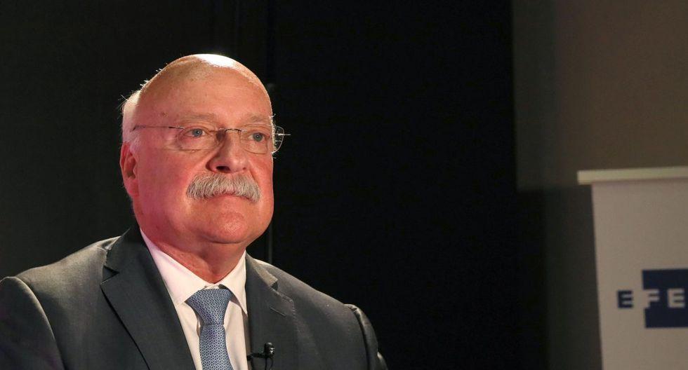 Enrique Bonilla, presidente de la Liga MX, dio positivo por COVID-19. (Foto: EFE)