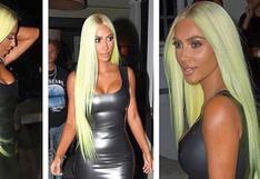 Kim Kardashian y el excéntrico look para combinar su auto Lamborghini | VIDEO