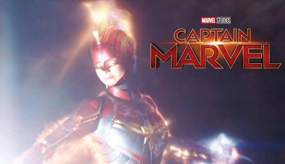 Marvel cumplió su palabra y estrenó un nuevo avance de Captain Marvel, que intenta ahondar un poco sobre su trama. (Fotos: Marvel Studios en YouTube)