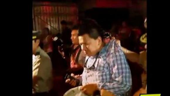 Perú vs. Venezuela: Silvio Valencia fue detenido por la policía