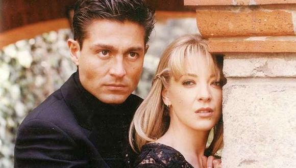 """""""Nunca te olvidaré"""" es una telenovela mexicana producida en 1999 por Juan Osorio y Carlos Moreno Laguillo para Televisa. Está basada en una novela de Caridad Bravo Adams. (Foto: Televisa)"""