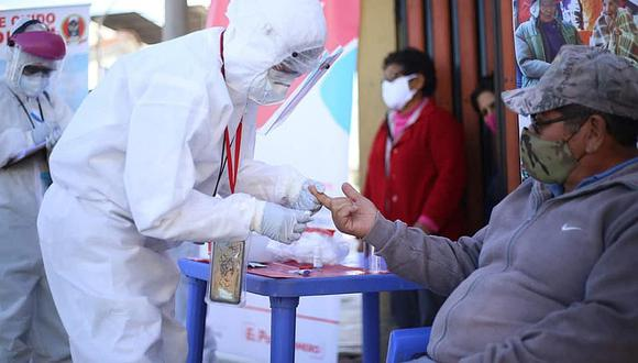 Incremento de casos de coronavirus en Arequipa ponen en alerta a la región.