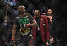 UFC 251: Kamaru Usman y un 69% de posibilidades de retener el título de peso wélter