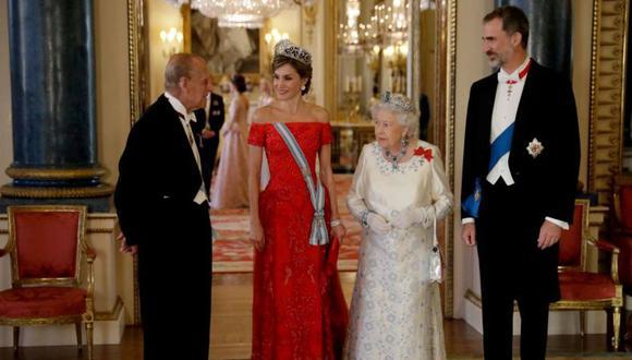 Los lazos entre las casas reales británica y española vienen de tiempo atrás. (Foto: Getty Images, vía BBC Mundo).