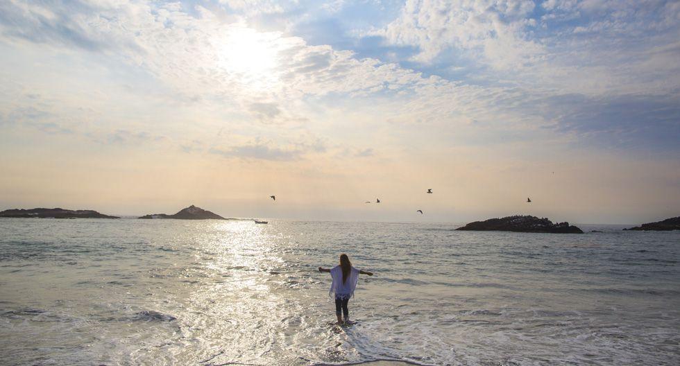Solo siete piscinas y cuatro playas califican como saludables en las provincias costeras de Áncash. (Foto: Sebastian Castañeda /PromPerú)