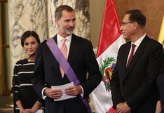 Reyes de España oficializaron ARCOmadrid 2019 en Palacio de Gobierno