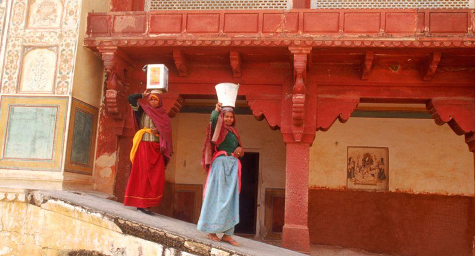 En la India se encuentra una hermosa ciudad de color rosa - 3
