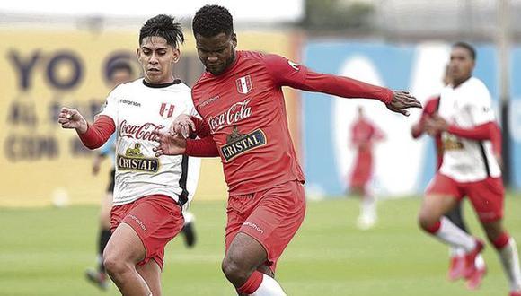 Aldair Rodríguez es convocado por primera vez a la Selección Peruana (Foto: GEC / Agencias)