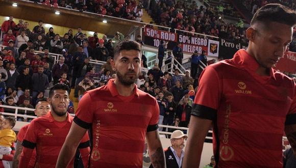 Melgar visita al Ayacucho FC por la segunda fecha del Torneo Clausura. (Foto: Facebook FBC Melgar)