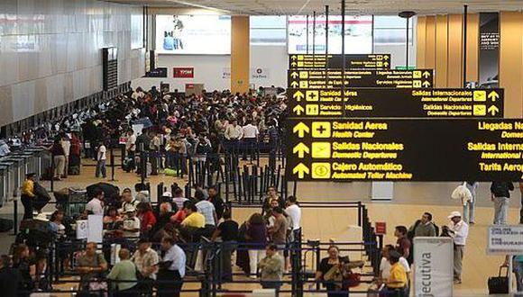 Aeropuerto Jorge Chávez: mexicanos habrían querido sacar droga