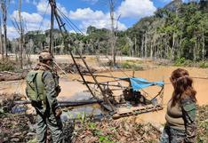 Pleno del Congreso de Perú debatirá polémica ley que permitiría el uso de dragas y la minería en ríos