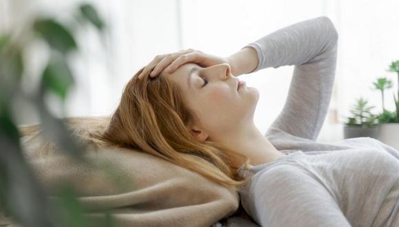 Experimentar dolores de cabeza es más habitual en este momento. (Foto: Getty Images)