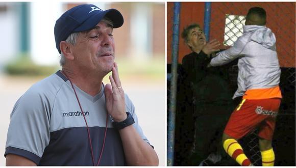Marcelo Grioni: ¿Qué dijo tras agresión de uno de sus jugadores? (Foto: USI)