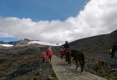 Así llegué al Pastoruri, un nevado cada vez más oscuro por el deshielo | CRÓNICA