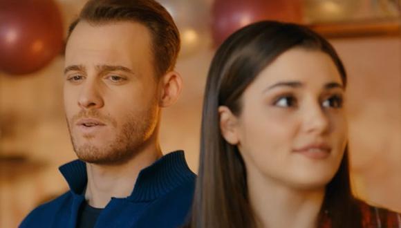 Serkan no recuerda a Eda y el plan de la florista para hacerle recuperar la memoria está siendo boicoteado por su propio amigo (Foto: Love Is in the Air / MF Yapım)