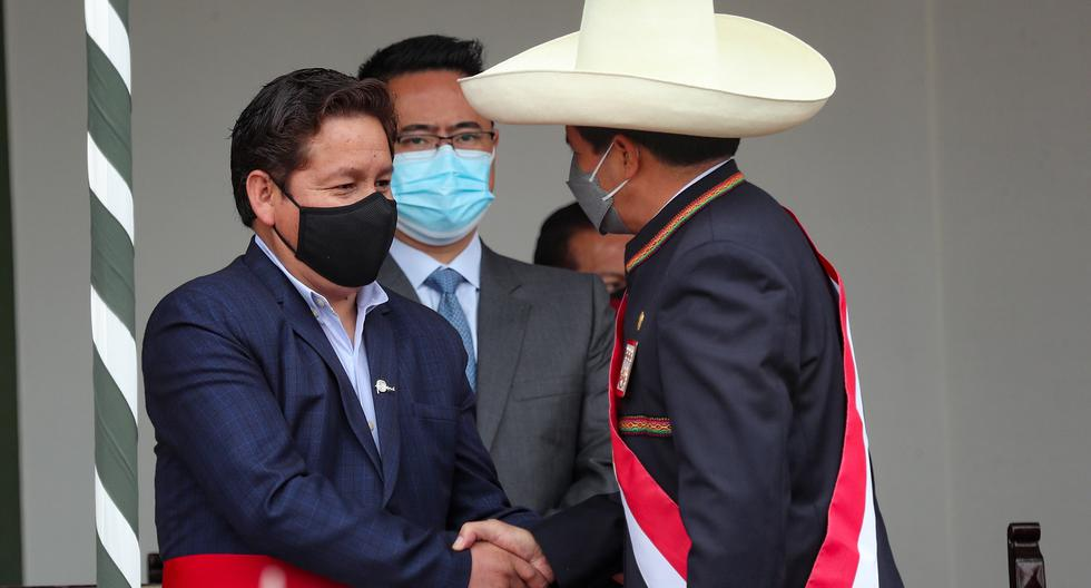 Pedro Castillo debe presentarse este jueves ante el Congreso a pedir el voto de confianza. (Foto: PCM)