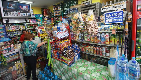 En Lima Metropolitana, el 89% de las compras en bodegas son al contado. Estudiantes peruanos planean reducir esa cifra mediante una plataforma que, además, beneficia al bodeguero. (Foto: Archivo GEC)